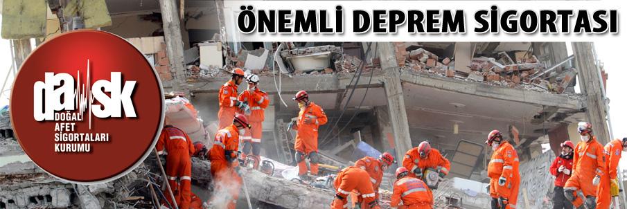 Deprem Sigortası